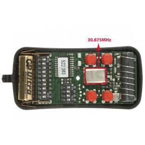 Mando cochera ALLMATIC AKMY4 30.875 MHz