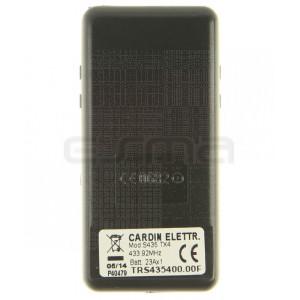 Mando garaje CARDIN-S435-TRS435400