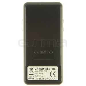 Mando garaje CARDIN TRQ438200