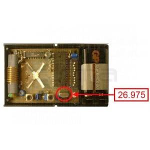 HÖRMANN DH01 26.975 MHz