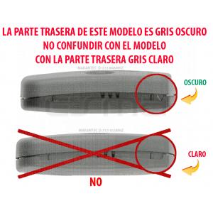 Mando de garaje MARANTEC D313-868 no confundir con el modelo d313/433 con la parte trasera de color gris claro