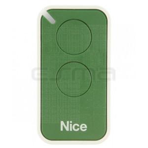 Mando garaje NICE ERA INTI 2 verde 433,92 MHz - Grabación en el receptor