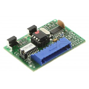 Receptor enchufable TELCOMA OC2 Noire