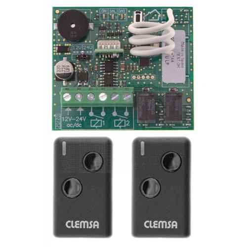 Kit Receptor CLEMSA MUTANcode RE 248 U