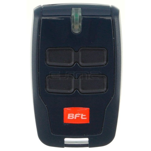 Mando garaje BFT Mitto B RCB TX4 433,92 MHz - Grabación en el receptor