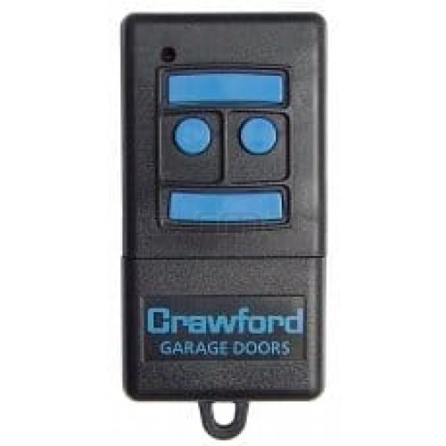 Mando garaje CRAWFORD EA433 4K