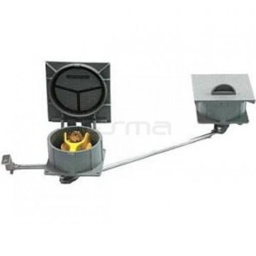 Desbloqueo Motores Batientes CAME A4617