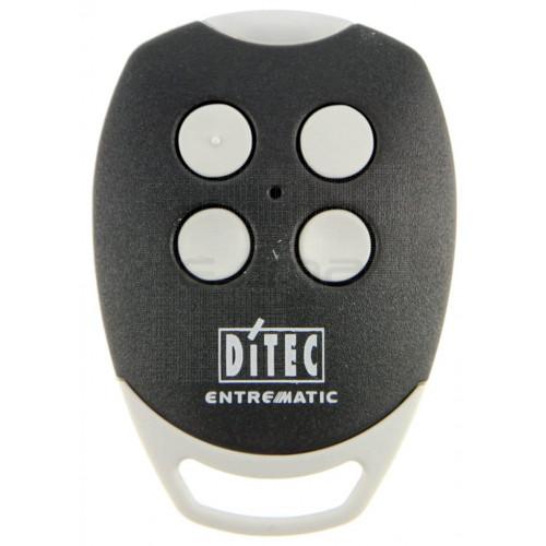 Mando garaje DITEC GOL4 - Grabación en el receptor
