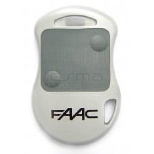Mando garaje FAAC DL2-868SLH