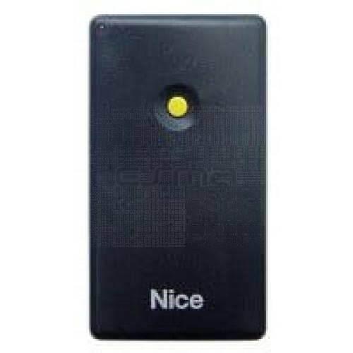 Garage gate remote control NICE K1 30.875 MHz