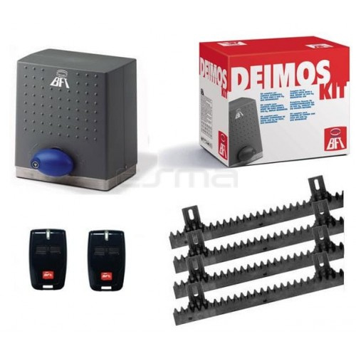 Kit Motor puertas correderas BFT DEIMOS