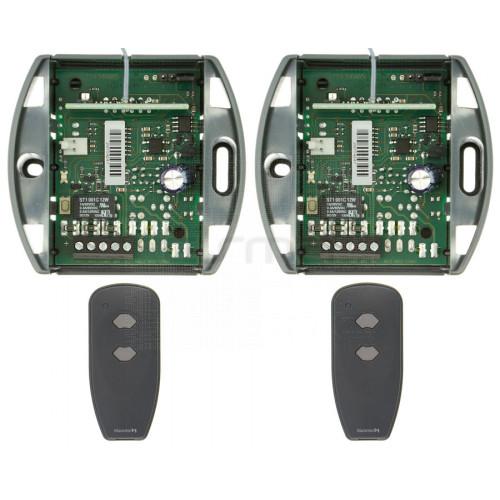 Kit 2 Receptores MARANTEC Digital 339-382/433