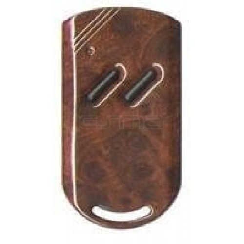 Mando garaje MARANTEC D212 wood-433