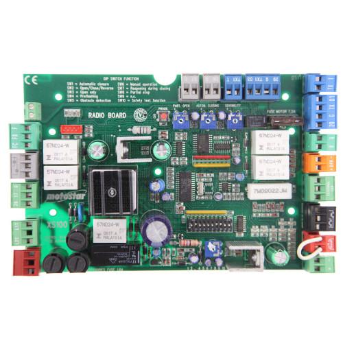 Placa electrónica MOTOSTAR XS100