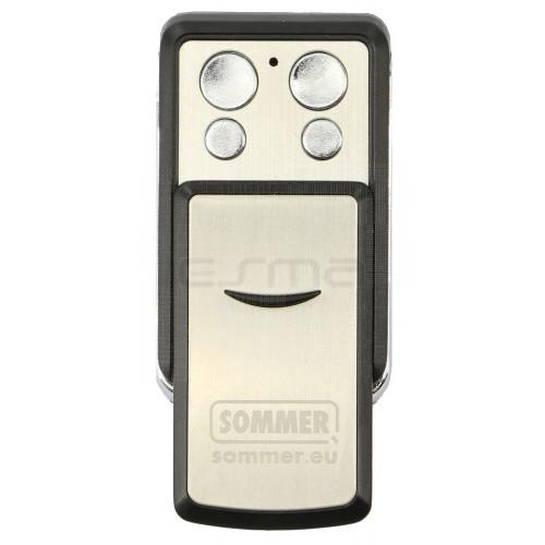 Mando garaje SOMMER 4031 TX03-868-04 Mando garaje SOMMER 4031 TX03-868-04 - Memorización en el receptor