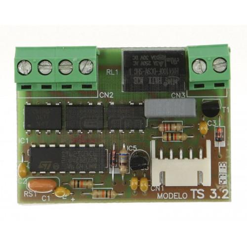 CLEMSA TS 3.2 Tarjeta semáforo