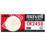 Pila MAXELL CR2450