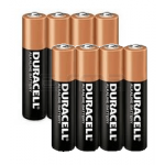 Pack 8 Pilas Duracell  AAA