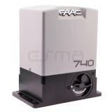 Motor corredera FAAC 740 E Z16