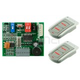 Kit Receptor ERREKA IRRE2 IRIS 433MHz