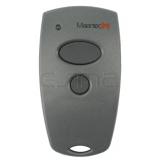 Mando garaje MARANTEC D302-433