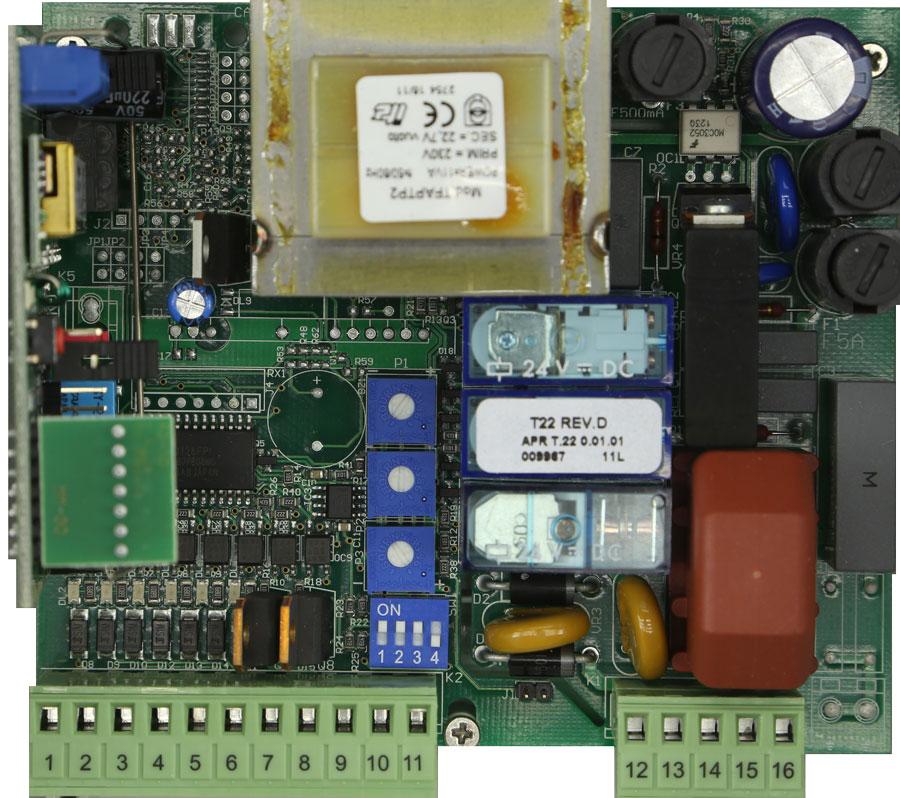 Placa Aprimatic ONDA 424