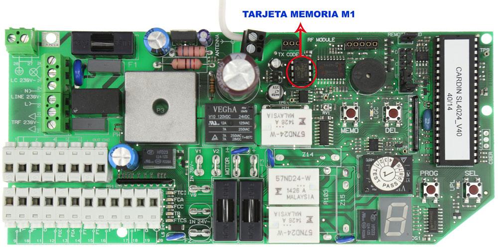 Placa Cardin SL402409