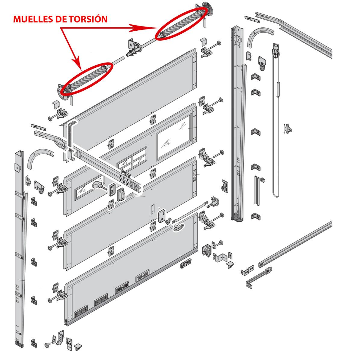 Puerta de garaje hörmann