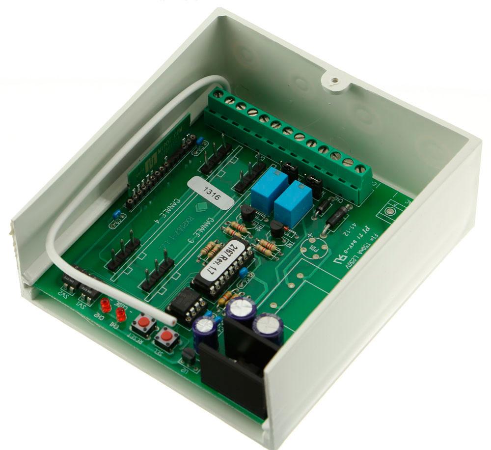 Receptor SEAV RES 433 24V