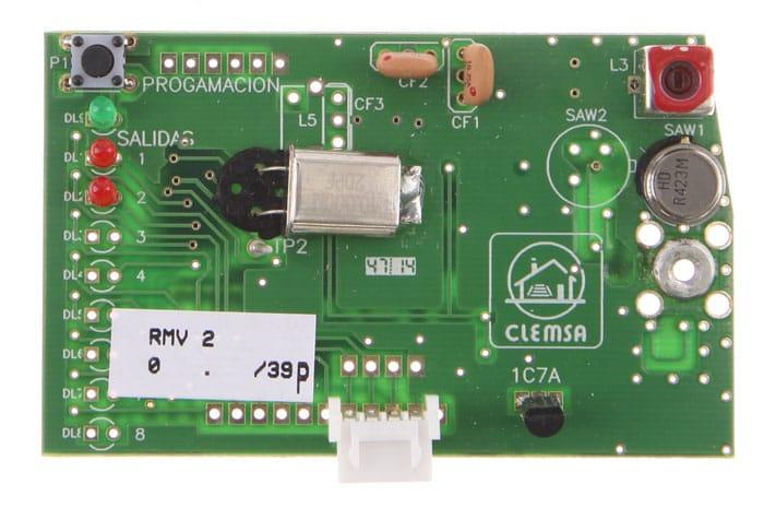 Clemsa MAstercode RMV 2
