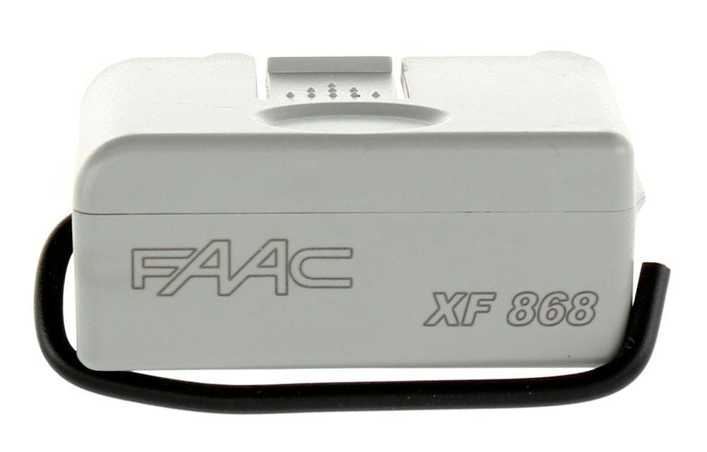 Receptor FAAC XF 868