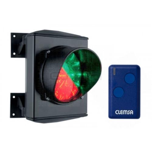Sistema de señalización de aforo CLEMSA PLUG&PLAY