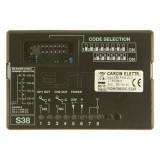 Receptor CARDIN S38 RXM 2CH 27.195MHz (RQM0382C)
