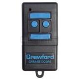 Mando garaje CRAWFORD T433-4